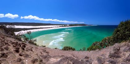 Fraser Island Package - Queensland Tours, family and couples holiday experience